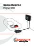 Wireless Charger 3.0 – Program 9200