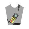 Breast Worn Radio Remote Control