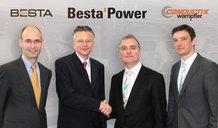 Conductix-Wampfler AG acquires Bestapower from Besta AG