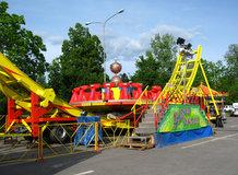 """Merry-go-round """"Disco Dance"""""""