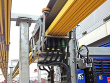 E-RTGTM Container Crane [Test installation]