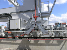 RMG Container Kran