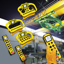 Jay Electronique manufactures industrial radio remote controls with a high standard of safety and strong capabilities to offer customized solutions