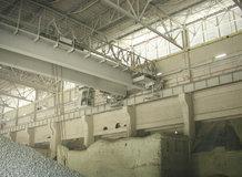 Process-Overhead Crane